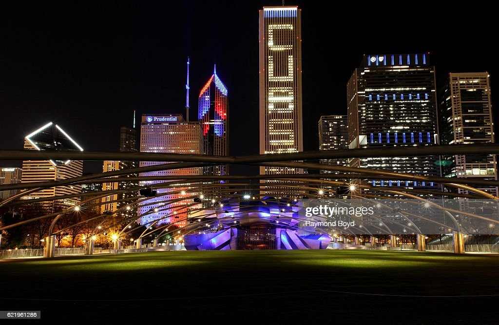 chicago cityscapes and cityviews pictures getty images