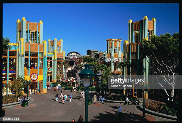 Downtown Disney Shopping Center