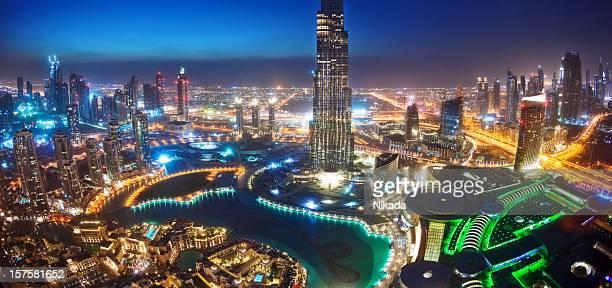 Downtown Dubai & Burj Khalifa
