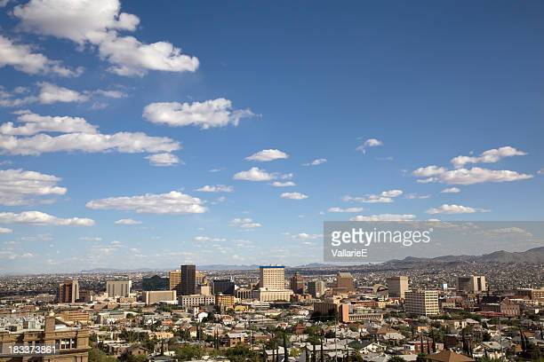 Downtown El Paso Skyline