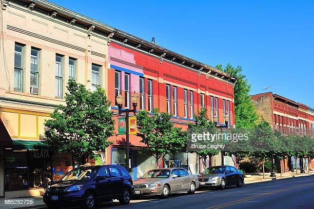 Downtown Facades