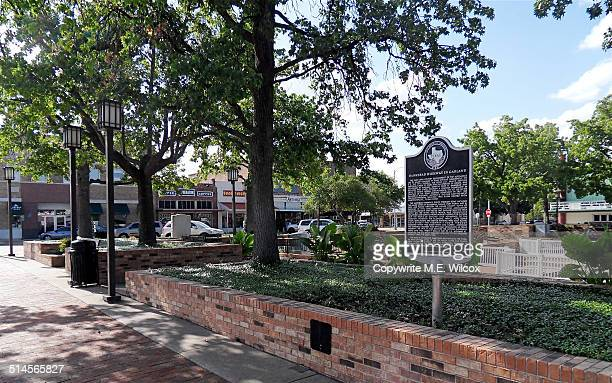 downtown garland - dallas fort worth airport stock pictures, royalty-free photos & images