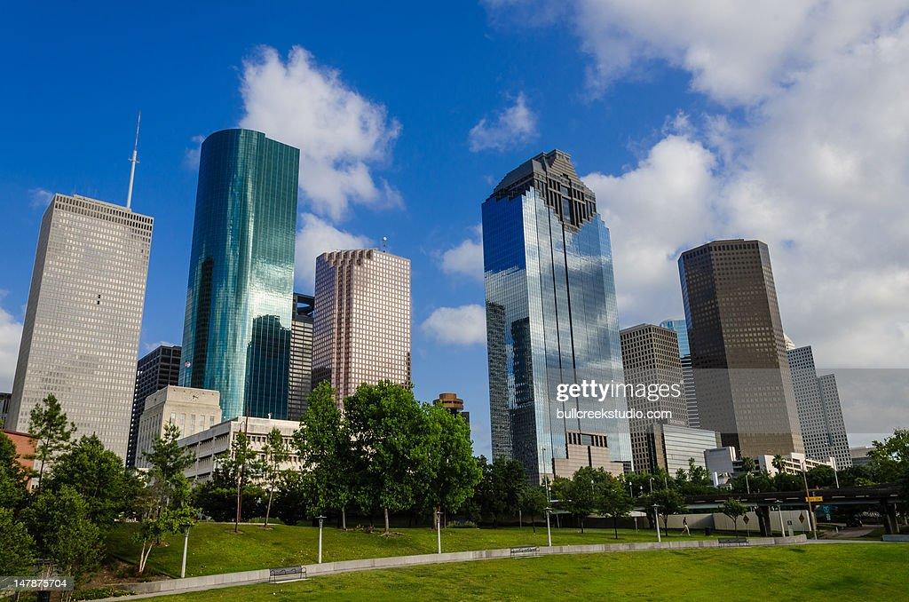 Downtown Houston, Texas : Stock Photo