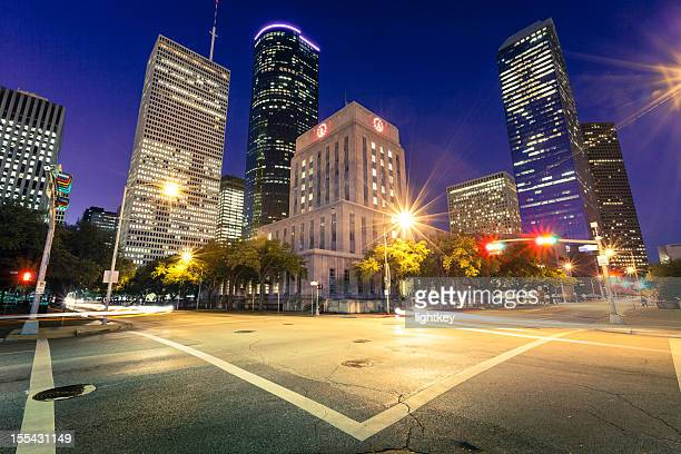 Downtown in Houston