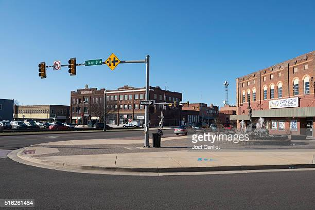 Downtown Johnson City, Tennessee