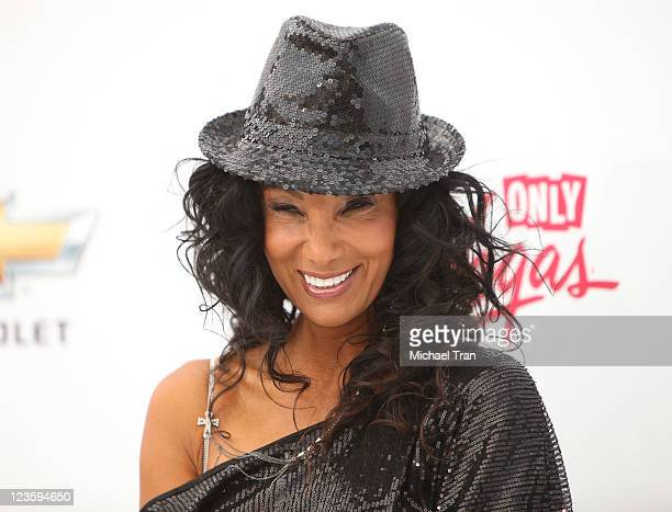 Downtown Julie Brown arrives at the 2011 Billboard Music Awards held at MGM Grand Garden Arena on May 22, 2011 in Las Vegas, Nevada.