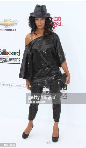 Downtown Julie Brown arrives at the 2011 Billboard Music Awards held at the MGM Grand Hotel Casino on May 22 2011 in Las Vegas Nevada