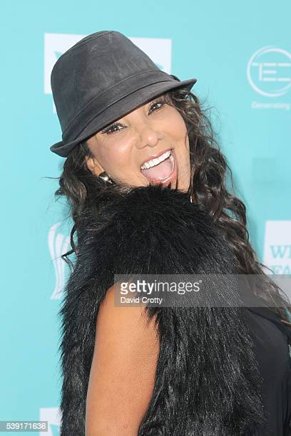 Downtown Julie Brown attends Heal the Bay's Bring Back the Beach Gala at The Jonathan Beach Club on June 9, 2016 in Santa Monica, CA.