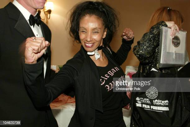 Downtown Julie Brown during The 12th Annual Night of 100 Stars Oscar Gala at Beverly Hills Hotel in Beverly Hills, California, United States.