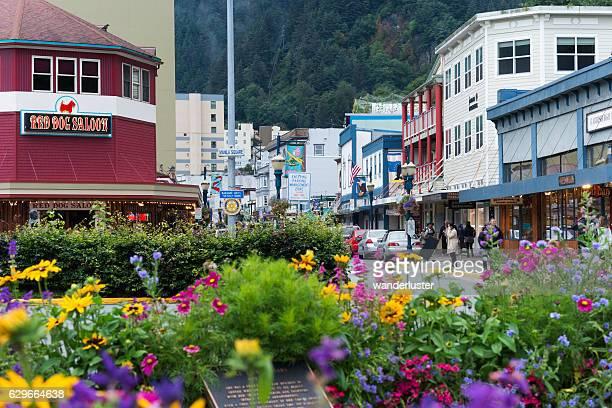 Innenstadt von Juneau