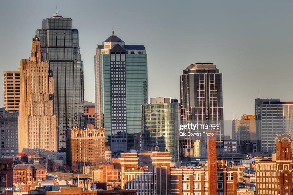 Downtown Kansas City : Stock Photo