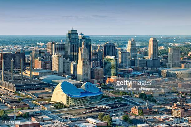 Downtown Kansas City - Southwest view