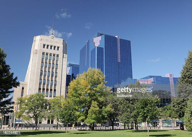 downtown london ontario park - buzbuzzer stock pictures, royalty-free photos & images