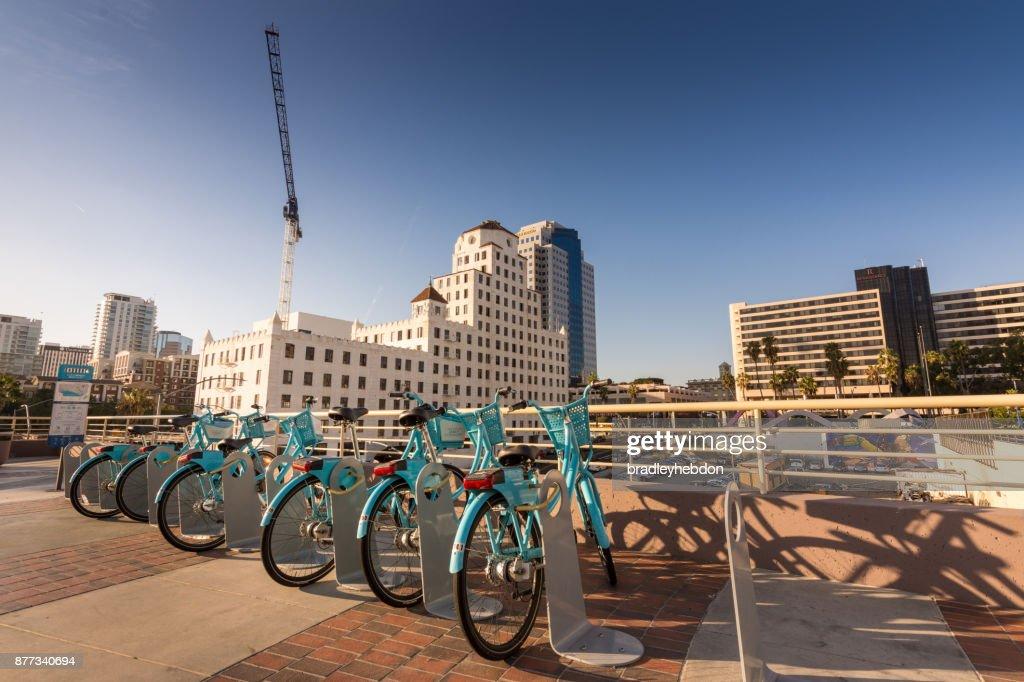 Long Beach Ca Bike Share Station