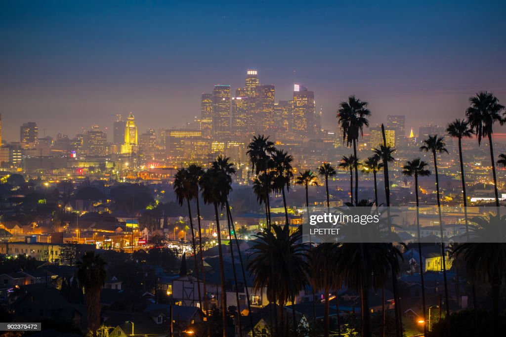 Downtown Los Angeles : Stock Photo