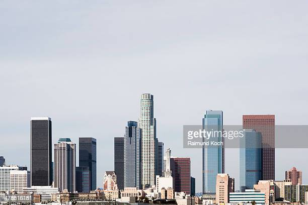 Downtown Los Angeles skyline