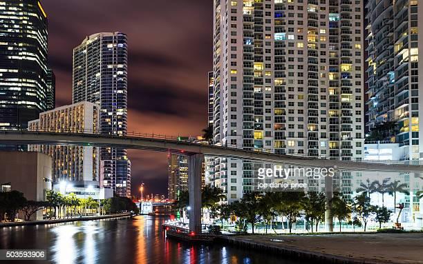 Downtown, Miami, Florida, America