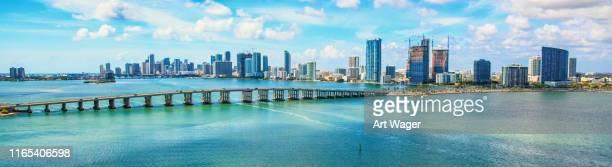 downtown miami florida - miami stock pictures, royalty-free photos & images