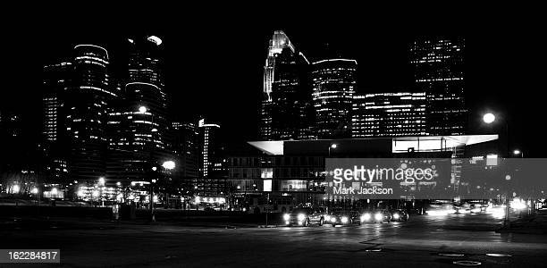 CONTENT] Downtown Minneapolis Minnesota at Night