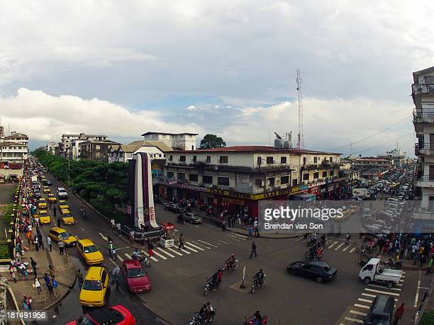 CONTENT] Downtown Monrovia Liberia