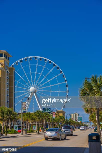downtown myrtle beach - file:myrtle_beach,_south_carolina.jpg stock pictures, royalty-free photos & images