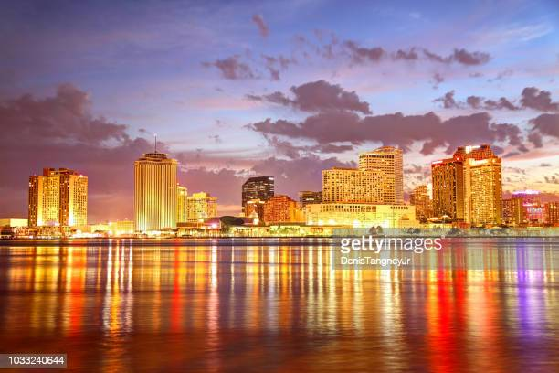 Downtown New Orleans, Louisiana Skyline