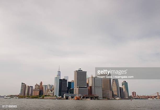 downtown new york city - noam galai stock pictures, royalty-free photos & images