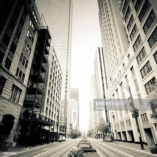 Downtown of Houston