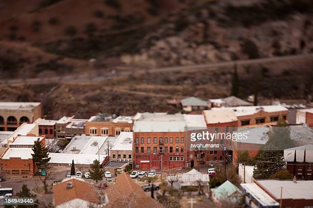 Centre-ville d'Old Bisbee