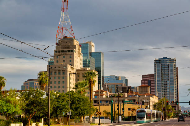 Downtown Phoenix Arizona USA