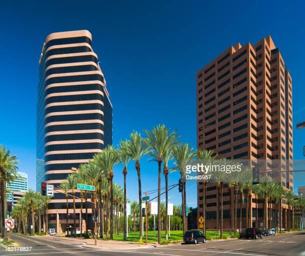 Bâtiments du centre-ville de Phoenix