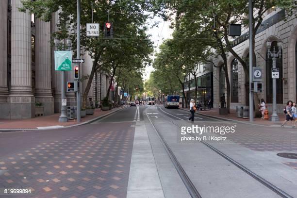 Downtown Portland Oregon
