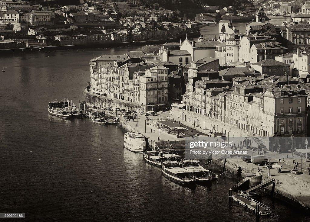 Downtown Porto : Foto de stock