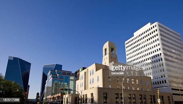 Downtown Regina, Saskatchewan
