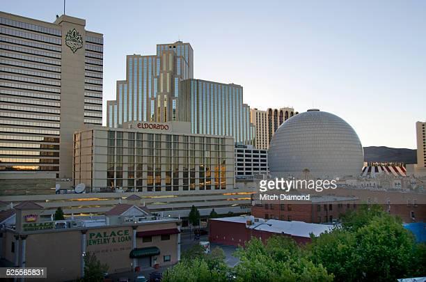 Downtown Reno