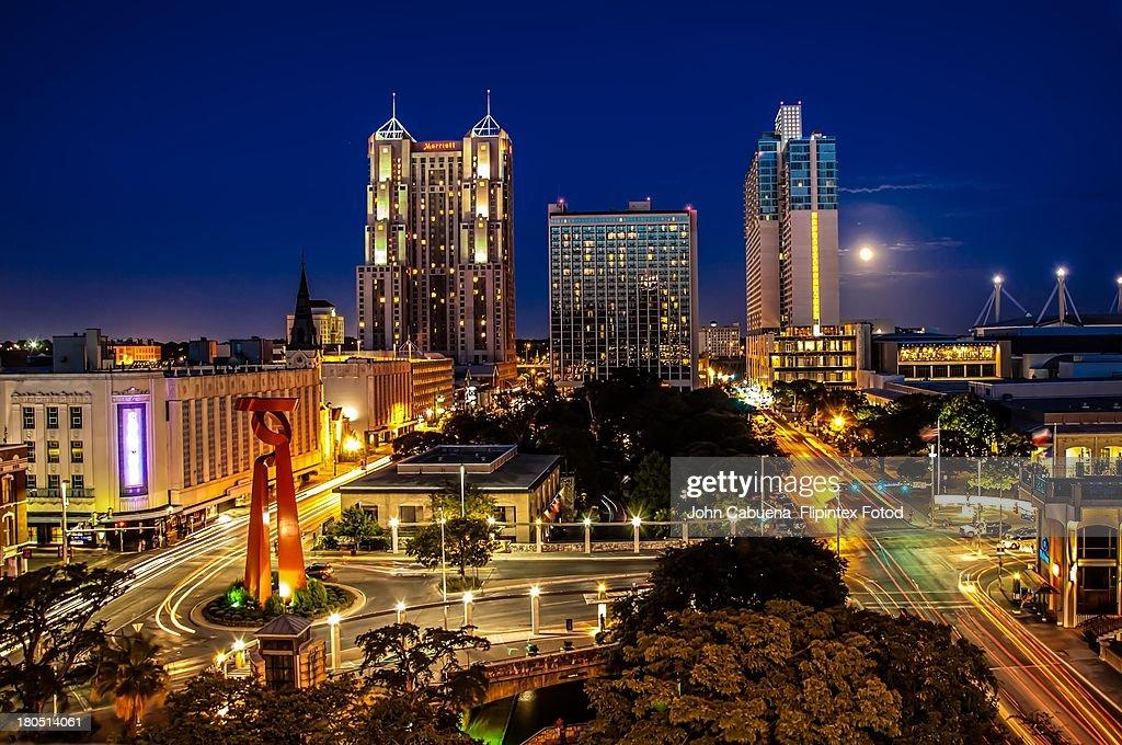 Downtown San Antonio : Foto de stock