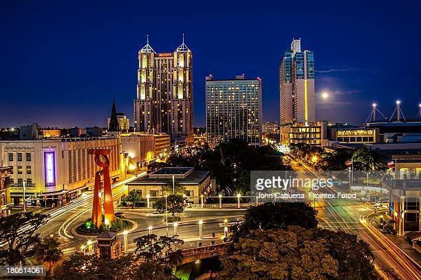 downtown san antonio - san antonio texas stock photos and pictures