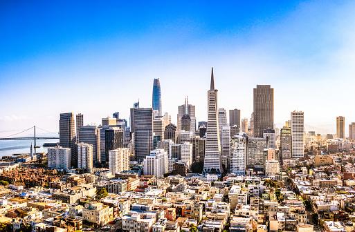 Downtown San Francisco 1142003601