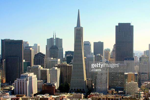 Downtown San Fransico