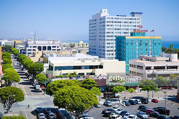 Downtown Santa Monica, CA