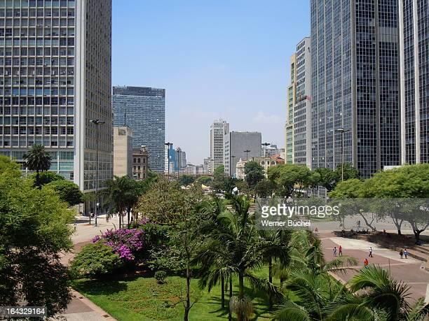 Downtown Sao Paulo  - Brazil