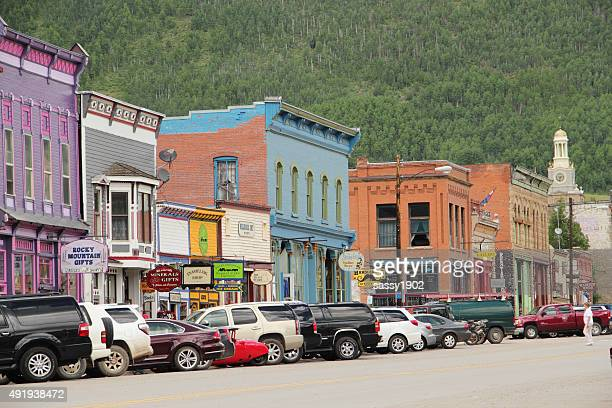 Downtown Silverton Colorado