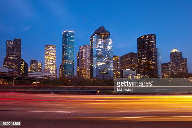 Downtown Skyline Houston, Texas