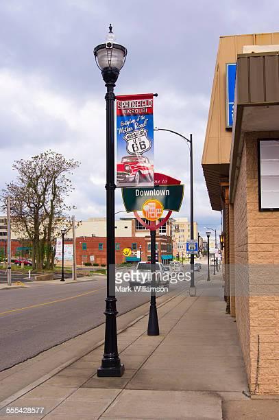 Downtown Springfield, Missouri
