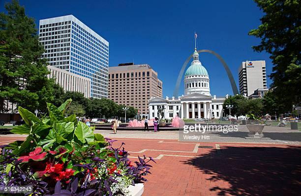 Downtown St. Louis Missouri
