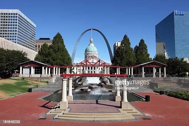 Downtown St Louis