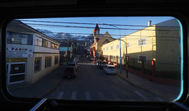 ARG: Ushuaia, Earth's Southernmost City, Faces Climate Change And Other Environmental Issues