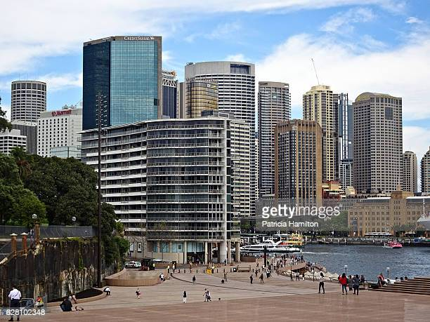 Downtown Sydney and Circular Quay