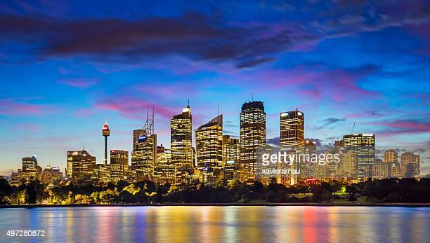 Downtown Sydney