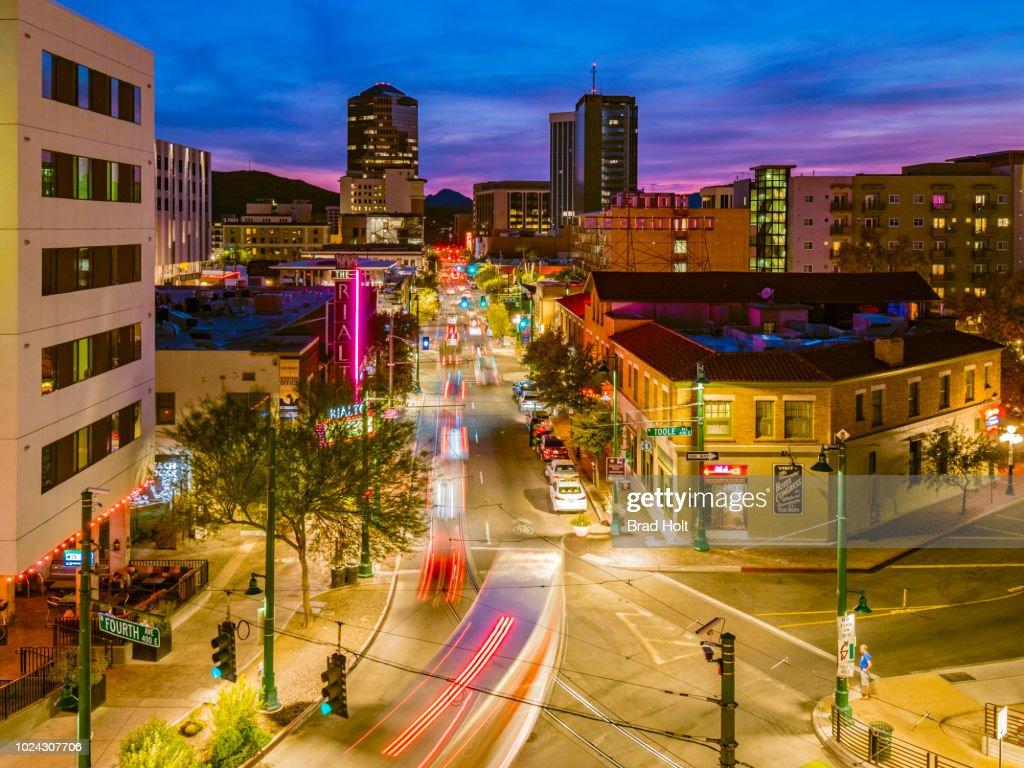 Downtown Tucson 2 : Stock Photo